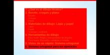 1º ESO / Tema 1 -> Punto 6 - Sistema ortogonal para los ejercicios