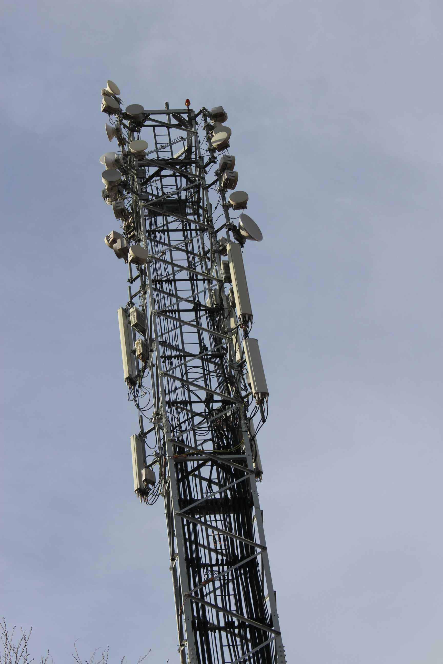 Estación RNC de Telefonía Móvil