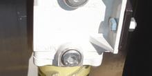 Vehículos industriales. Filtro decantador de combustible