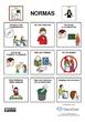 Panel de normas - Aula