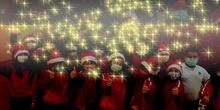 """Canción de Navidad """"Latido de mi corazón"""" - 3ºB 2020/2021"""