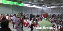 Festival Navidad 2016_Baile de los profes de Primaria