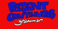 Present Continuous Grammar