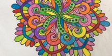 Lucia Flower Mandala