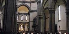 Interior del Duomo, Florencia