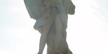 Estatua Teodoro Ventura de Argumosa en San Fernando de Henares