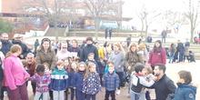 ( Infantil ) I Carrera Solidaria del Día de la Paz y la No Violencia 12