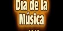 Santa Cecilia Día de la Música