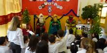 Visita de los Reyes Magos 2. Curso 19-20 38