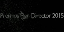 Premios Plan Director 2015