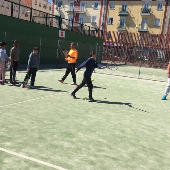 MAÑANAS ACTIVAS. Polideportivo San Vicente de Paul. 17