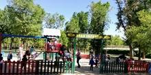 Parque María de Austria. 3 años. 16