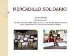 EOI ALCORCON_mercadillo solidario
