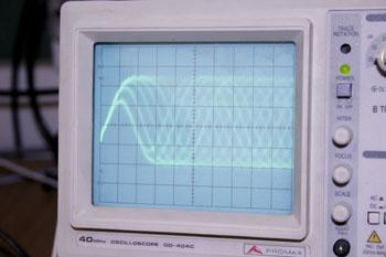 Señal de RF (eye pattern)