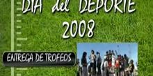 Entrega de TROFEOS DÍA DEL DEPORTE 2008 - CEIP Juan Gris de Madrid