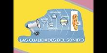 INFANTIL - 5AÑOS B - LAS CUALIDADES DEL SONIDO - FORMACIÓN