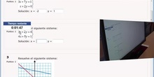 Talento Matemático Catedrático Arias Cabezas: Sistemas lineales 2 x 2