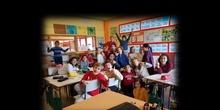 Proyecto CREATE y confinamiento - 5º Primaria - CPB Santa Ana