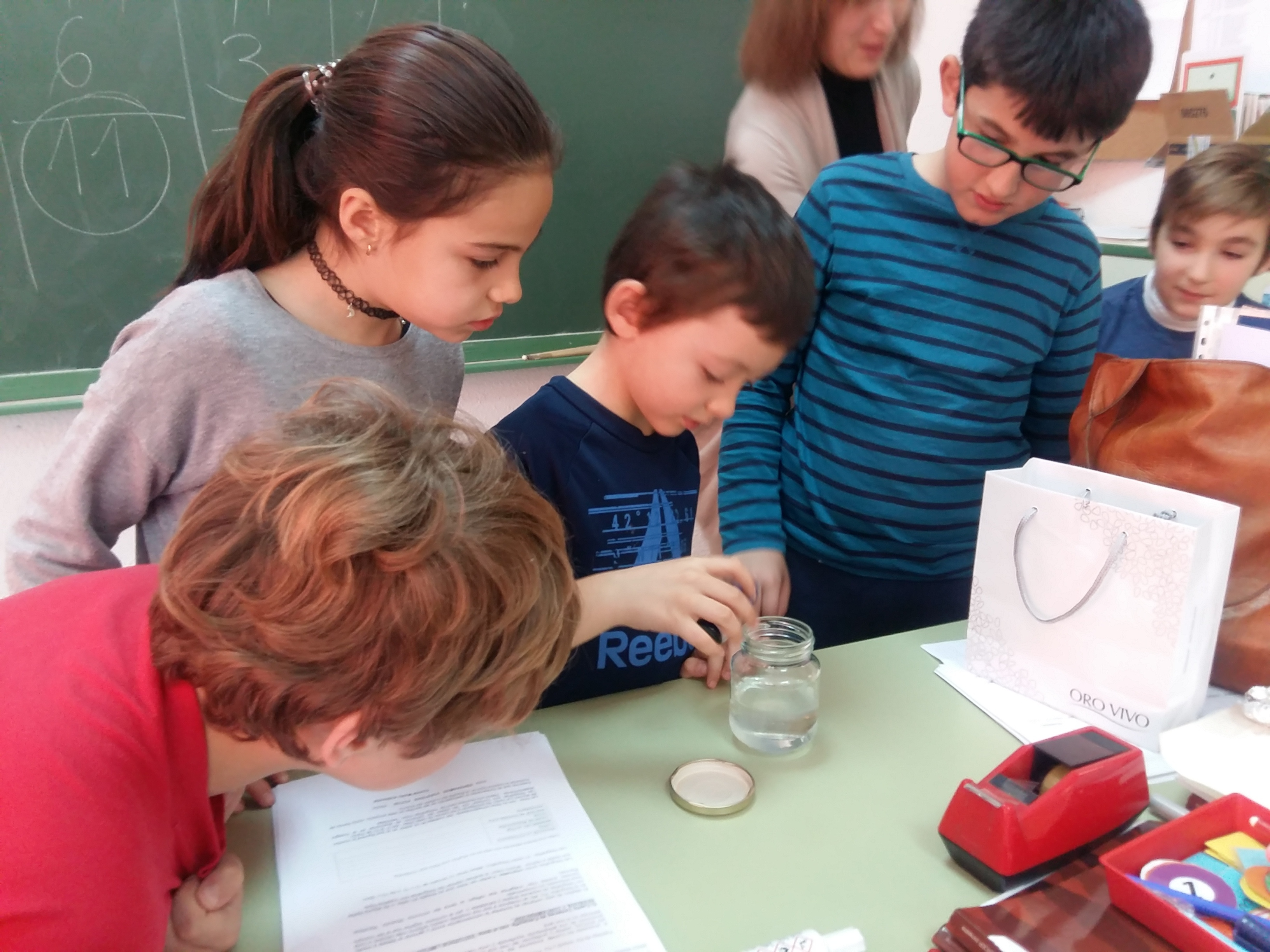 Science experiments. Parfum. 24