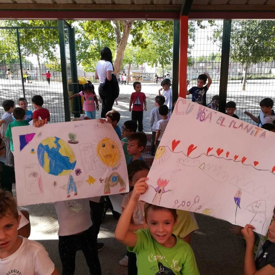 Semana por el clima 2019 - Ecoescuela San José 24