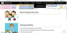 Tutorial web de Educación Física