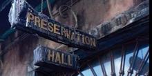 Club Preservation Hall del Barrio francés de Nueva Orleáns, Esta