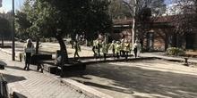 Educación Vial - Parque Aluche - Ceip Gonzalo Fernández de Córdoba (Madrid)
