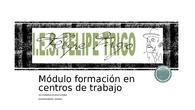CONDICIONES MÓDULO FCT Y PROYECTO