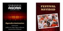 Programa del Festival de Navidad 2017