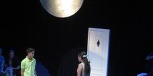 """Resumen fotográfico de la obra de teatro de """"El show de Truman"""" del Grupo de Teatro Fortuny. Curso 2015/2016."""