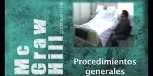 Procedimientos generales aseo