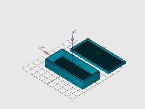Caja imprimible para guardar pendrive de la maqueta de portátiles para TPR