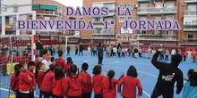 1ª jornada Juegos de la Amistad Curso 2017-18