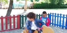 Parque María de Austria. 3 años. 5