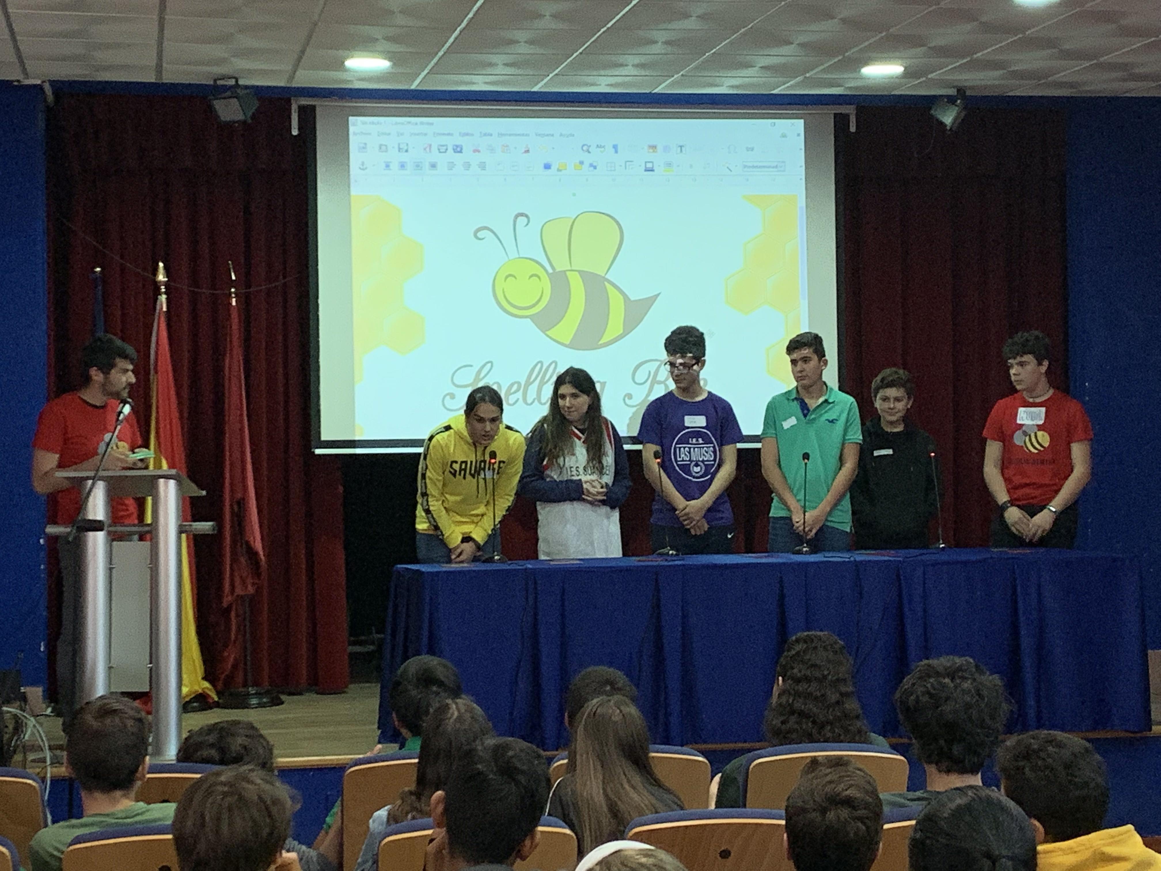 Spelling Bee 2019 31