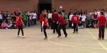 Actuaciones de 6º Educación Física 2014/15 (III)