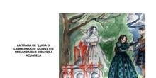 Ilustraciones sobre la Ópera