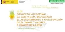Proyecto vocacional de OrientaGuía. Mejorando el asesoramiento y participación de alumnos y padres a través