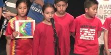 Actuación 2º Ed. Primaria Semana Cultural - Junio 2019 4/5