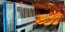 Estación de metro de Nuevos Ministerios, Madrid