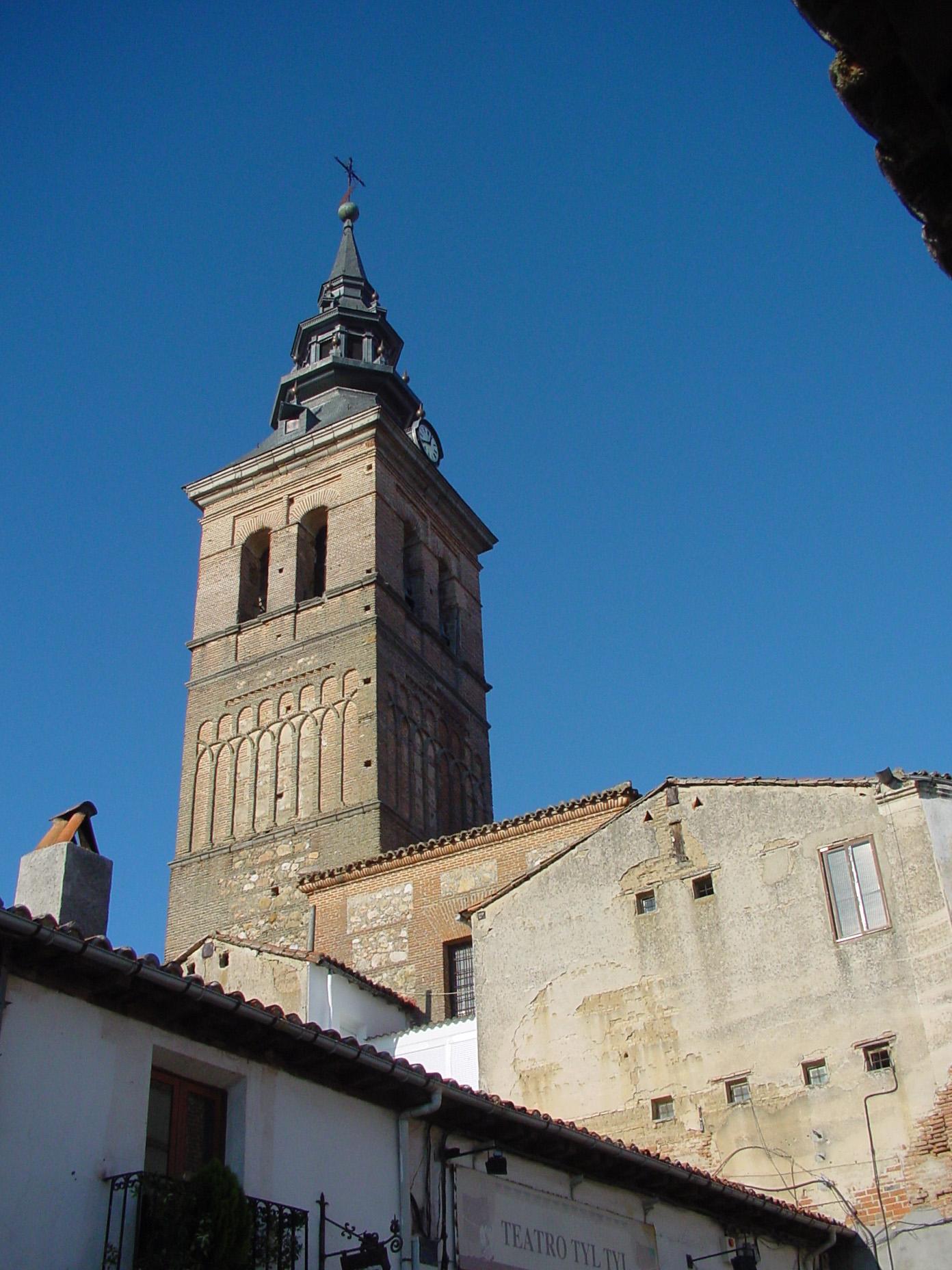 Iglesia parroquial Nuestra Señora de la Asunción de Navalcarnero