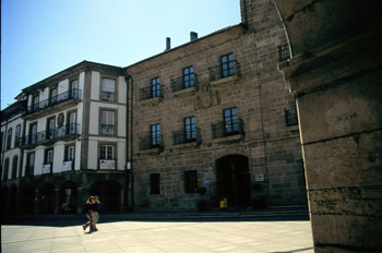 Palacio de Ferrera (XVII-XVIII), Avilés, Principado de Asturias