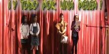 """""""Y TODO POR UNA PELEA"""" 3º B - Diciembre 2007"""