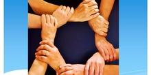 Aprendemos a ayudar, cuidar y acompañar