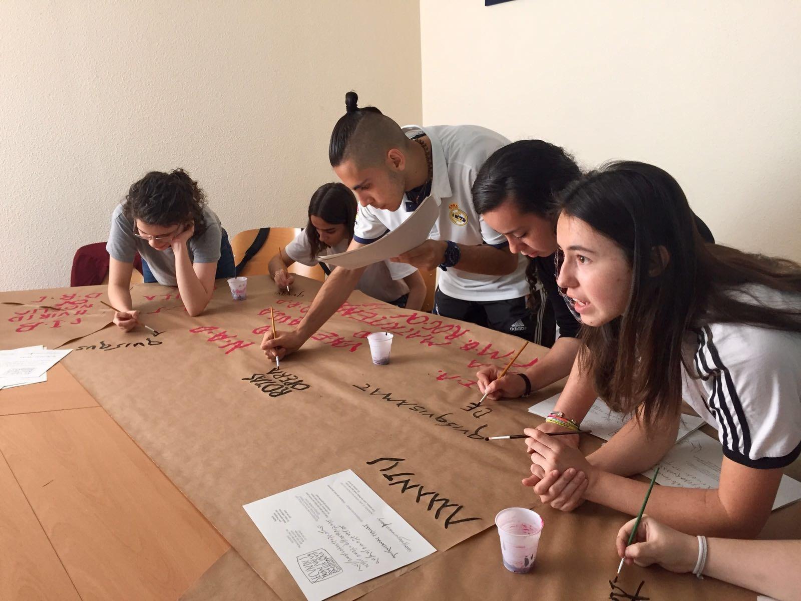 Taller de grafitos pompeyanos - Departamento de Filología Clásica - Universidad Autónoma de Madrid 20