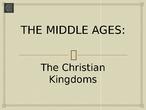 THE MIDDLE AGES by PAULA IÑIGO