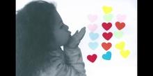 Nuestros felices Sapitos celebran San Valentin 2021_CEIP FDLR_Las Rozas