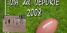 DÍA DEL DEPORTE 2008 - CEIP Juan Gris de Madrid
