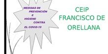 PLAN DE CONTINGENCIA COVID 19 Francisco de Orellana