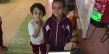 INFANTIL - 3-4 AÑOS A - MOMENTOS COMPARTIDOS - ACTIVIDAD